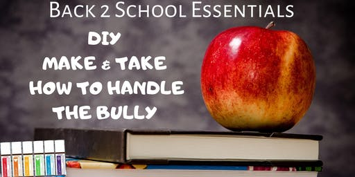 Back 2 School DIY Make & Take
