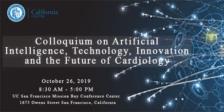 Colloquium on AI, Technology, Innovation and the Future of Cardiology tickets