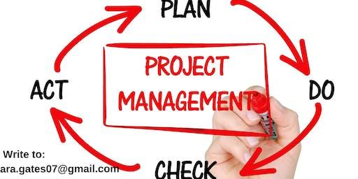 PMP (Project Management) Certification Training in Burlington, VT