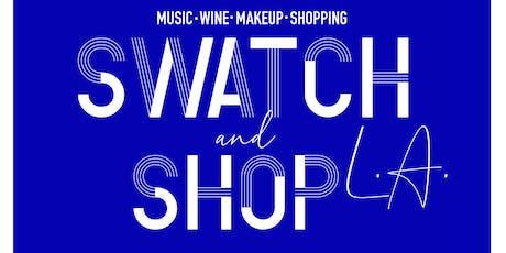 Swatch & Shop tickets