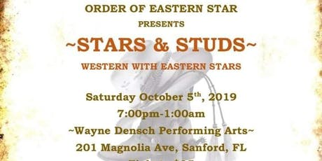Studs and Stars- Western Themed Party tickets