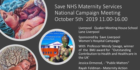 Maternity Matters.Save NHS Maternity Services tickets