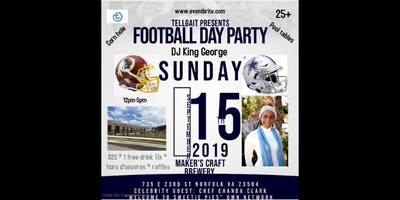 TELLGAIT Football Day Party