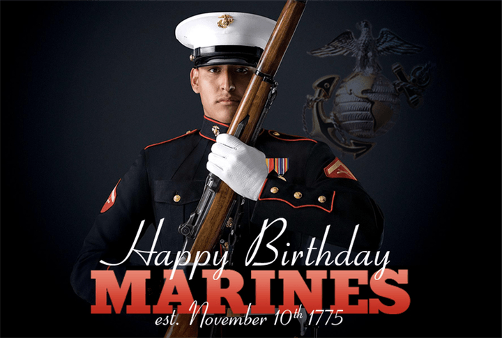 Image result for marine corps birthday 2019