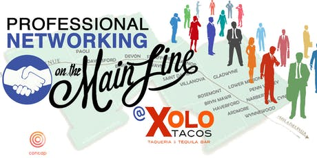 Professional Networking on the Mainline Live tickets