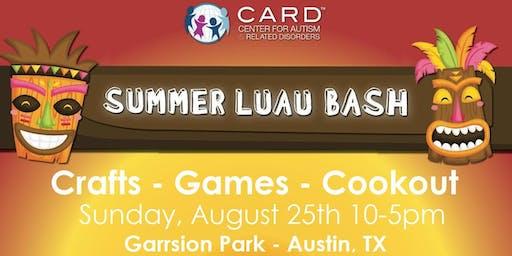 CARD Summer Luau Bash