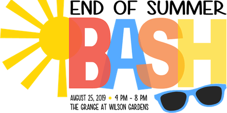 End of Summer Bash tickets