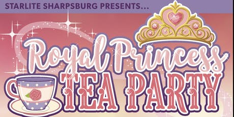 The Royal Princess Tea Party Newnan tickets