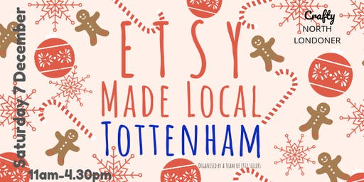 Etsy Made Local Tottenham