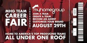 My Home Group Team Career Fair