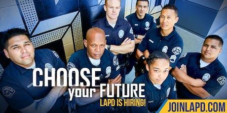 Candidate Advancement Program (CAP) - LA Mission College