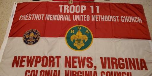 Troop 11 Reunion - 100 Years of Scouting