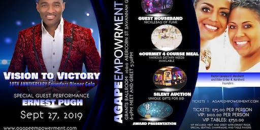 Agape Empowerment 10th Anniversary Founders Gala