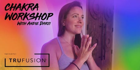 TruFusion Chakra Workshop tickets