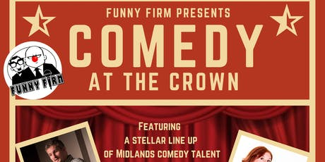 Comedy at the Crown tickets