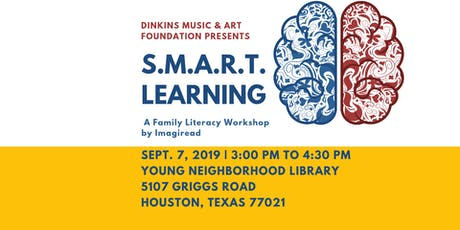 S.M.A.R.T. Learning: A Family Literacy Workshop tickets
