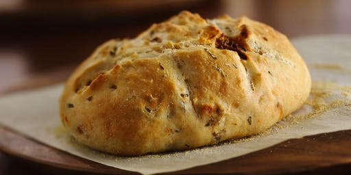 Artisian Bread Making and Flavored Butter Class