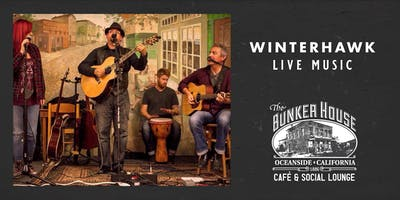 Winterhawk Live Music