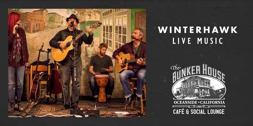 Winterhawk Live Music