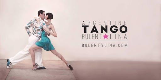 Beginner Argentine Tango Classes with World Class Teachers | Bulent & Lina Tango