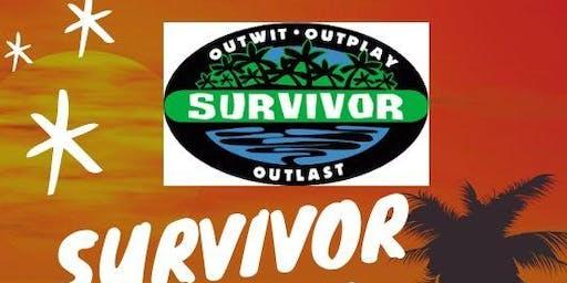 COROLLA Survivor Themed Beach Party