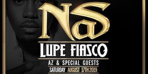 Nas - Lupe Fiasco - AZ