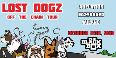 Lost Dogz 'Off The Chain' Tour