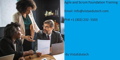 Agile & Scrum Classroom Training in Milwaukee, WI