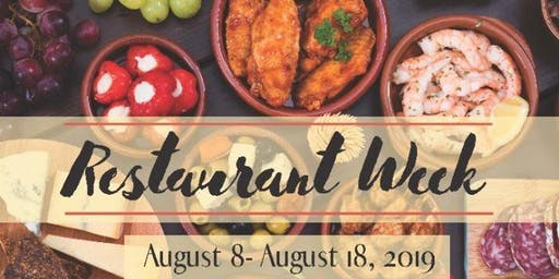 Plainfield Restaurant Week