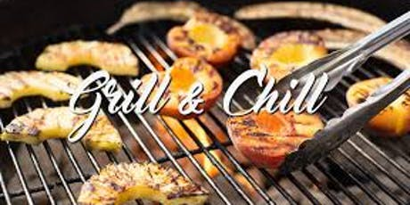 Grillin' and Chillin' at Ollie's Kitchen Patio tickets