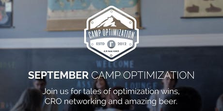 September Camp Optimization Meet-Up tickets