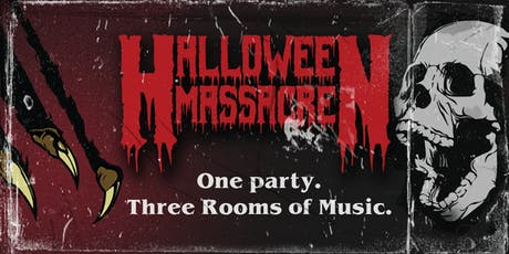 HALLOWEEN MASSACRE - A BKLYN HALLOWEEN PARTY tickets