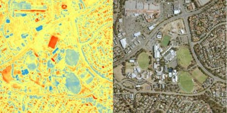 Urban heat mapping: How is urban water contributing to community resilience? tickets