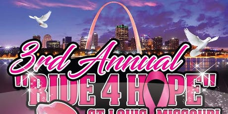 Ride4Hope All-FemaleRide St.Louis, Missouri 2K19  tickets
