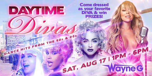 Daytime Divas on the Virgin Rooftop w/DJ Wayne G