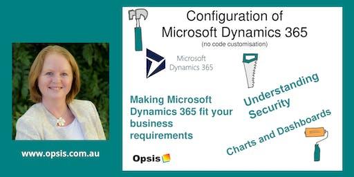 Configuration of Microsoft Dynamics 365