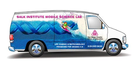 Salk Mobile Lab Activity Kit Training Workshop tickets