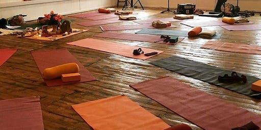 Home Yoga Practice Workshop