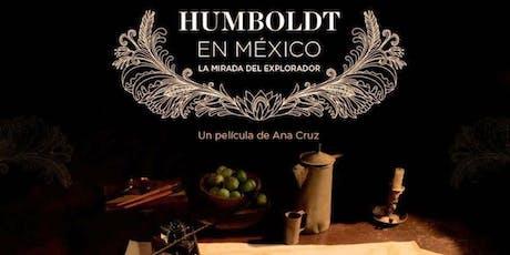 Humboldt en México | La mirada del explorador tickets