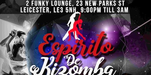ESPIRITO DE KIZOMBA - End Of Summer Party