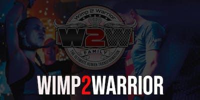 Wimp2Warrior Season 4 Finale - Canberra