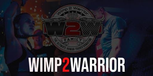 Wimp2Warrior Season 4 Finale - Canberra