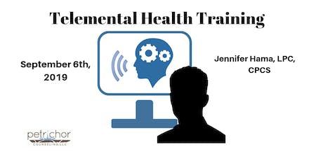 Telemental Health tickets
