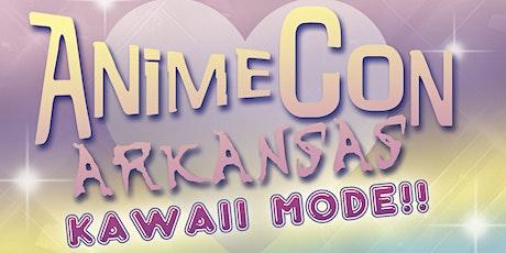 AnimeCon Arkansas 2020 tickets