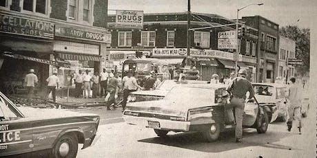 Detroit 1967 Rebellion Bus Tour tickets