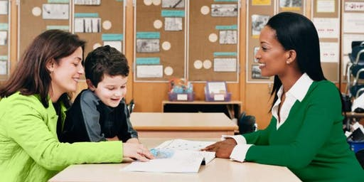 NORTHSIDE Parenting Program: Maximizing Parent/Teacher Conferences, Back to School, Open Houses (For Adults ONLY)