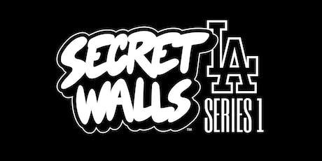 Secret Walls x LA Series 1 :: Q FINALS-2 tickets