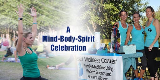 Yoga in the Park - Holistic Health Gathering