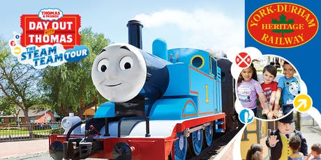A4A - Day Out with Thomas for Autistics and Families tickets