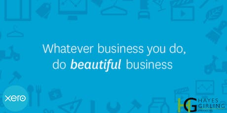 Build A Better Business With Xero  tickets